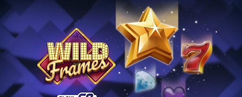 Wild Frames är årets sista Play'n Go-slot