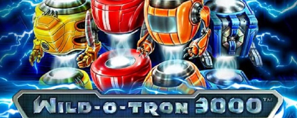 NetEnt lanserar spelet Wild-O-Tron 3000