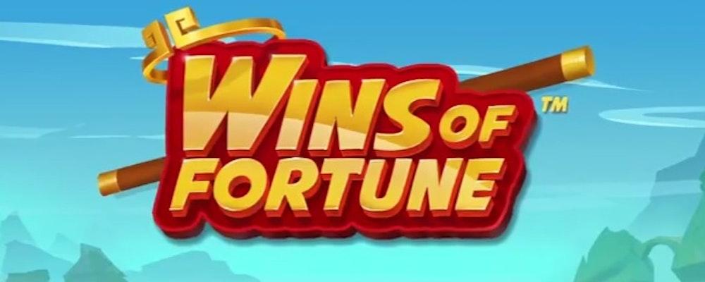 Smygtitt: Wins of Fortune från Quickspin