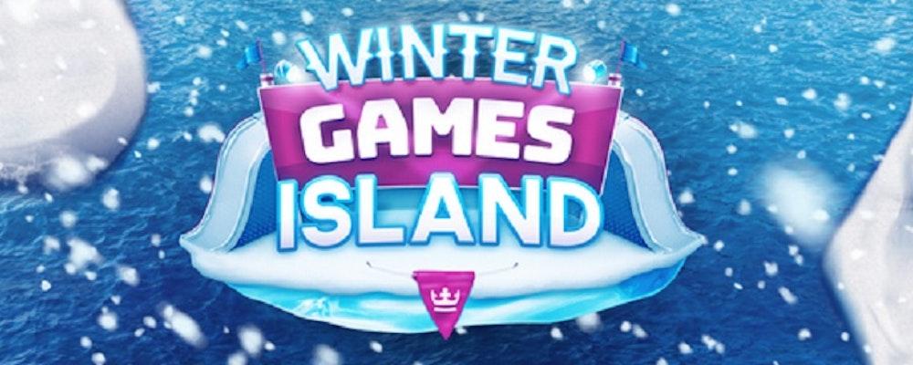 Winter Games Island öppnar lagom till Vinter-OS 2018