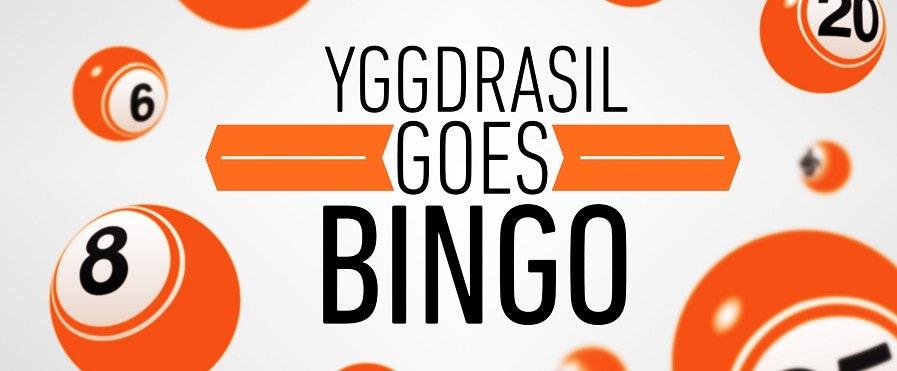 Yggdrasil börjar med Bingo