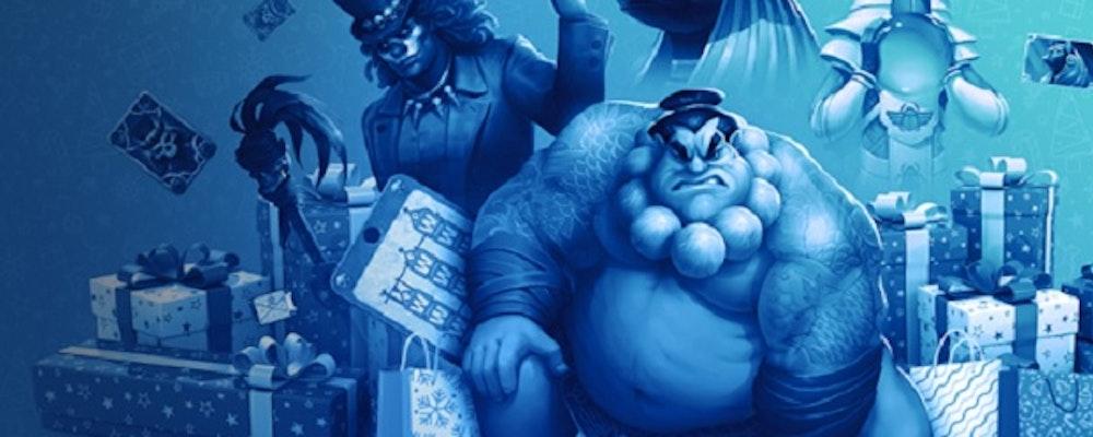 Julmaraton från Yggdrasil del 1 – julshopping