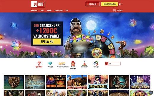 14Red Casino