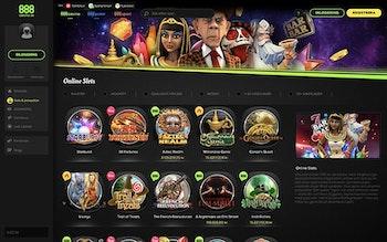888 Casino Spel