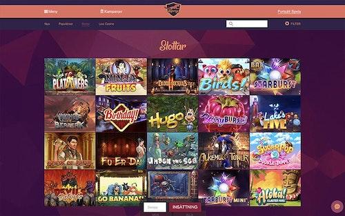 Bajungo Casino Spel