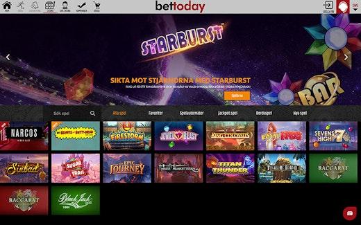 Bettoday Spel
