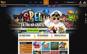 BGO Casino Spel