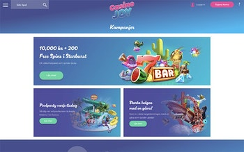 Casino Joy Bonus