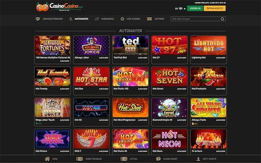 CasinoCasino.com Spel