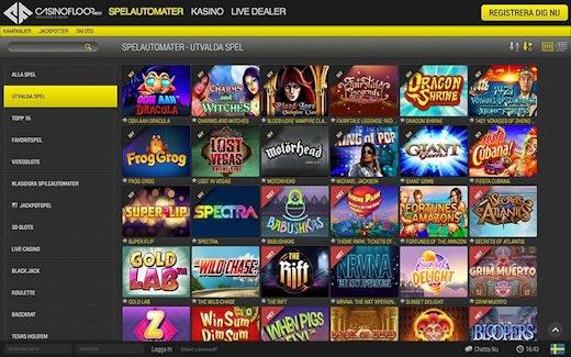 CasinoFloor Spel