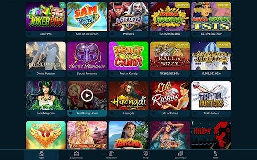 Casinoland Spel