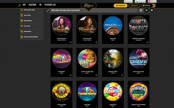 Grand Ivy Casino Spel