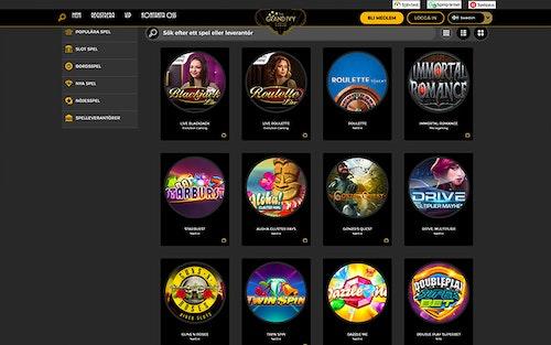 Grand Ivy Casino Spel