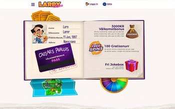 Larry Casino Bonus