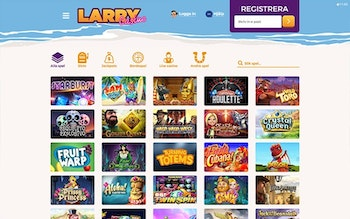 Larry Casino Spel