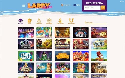 Larry Casino Spel
