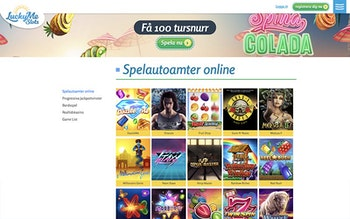 LuckyMe Slots Spel
