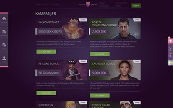 Malina Casino Bonus