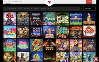 N1 Casino Spel