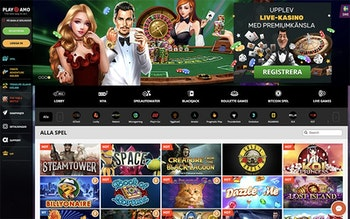 PlayAmo Casino Spel