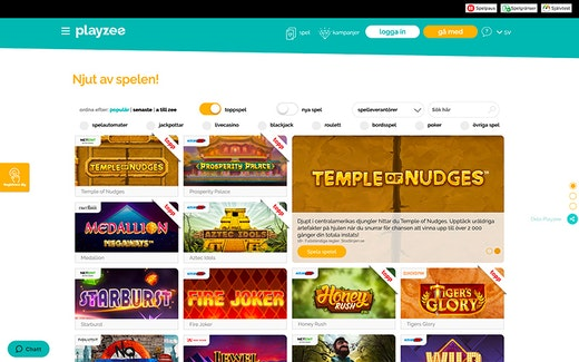 Playzee Casino Spel