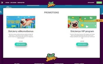 SlotJerry Bonus