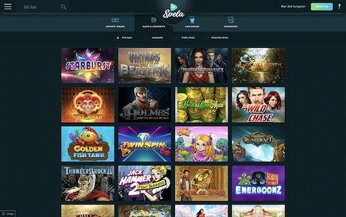 Spela.com Casino Spel