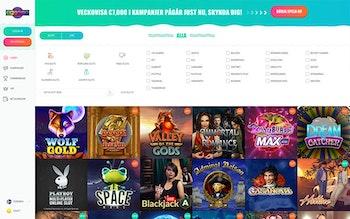 Spinia Casino Spel