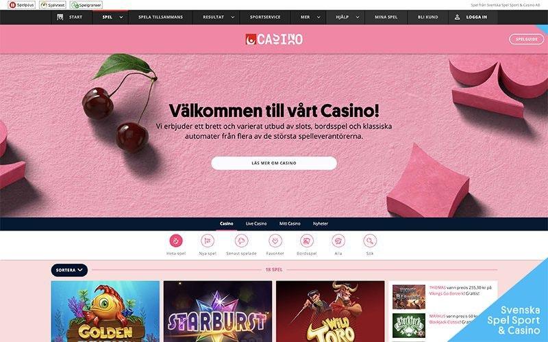 gratis svenska spel casino