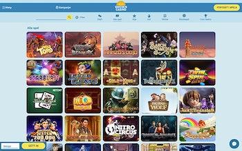 Sweden Casino Spel