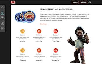 TTR Casino Bonus
