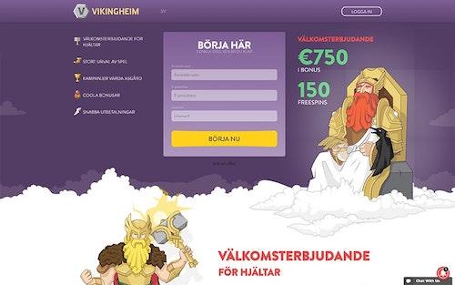Vikingheim Casino