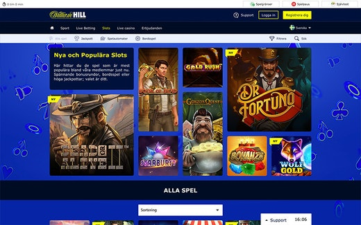 William Hill Spel