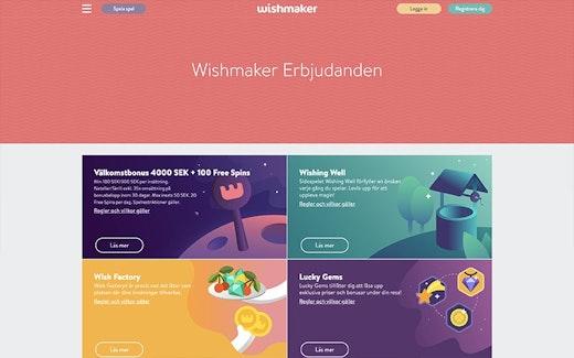 Wishmaker Bonus