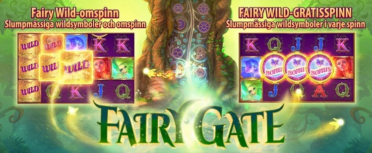 Funktionerna i Fairy Gate