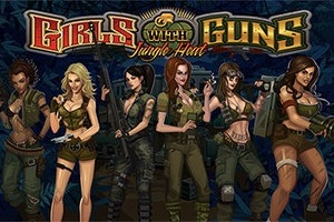 Girls with Guns Jungle Heat