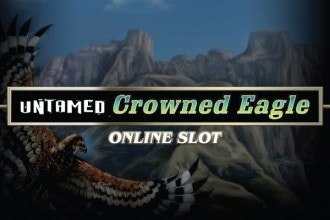 Untamed Crowned Eagle