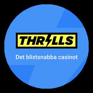 Thrills Casino - Blixtsnabba Uttag