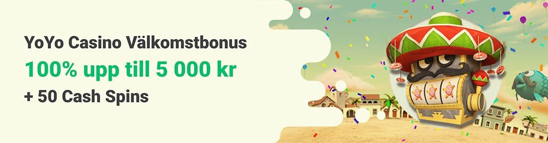 Bonus hos Yoyo Casino